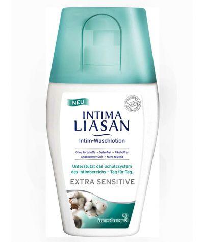 Intima Liasan Extra Sensitive Intim-Waschlotion 200ml Λοσιόν ατομικής υγειινής.