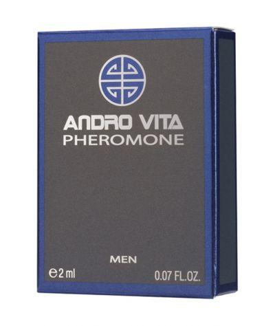 Αndro vita  pheromon parfum for men 2ml.