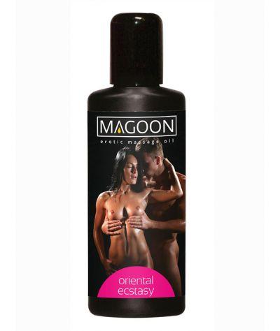 Oriental Ecstasy Massage Oil 100ml. Aισθησιακό λάδι μασάζ.