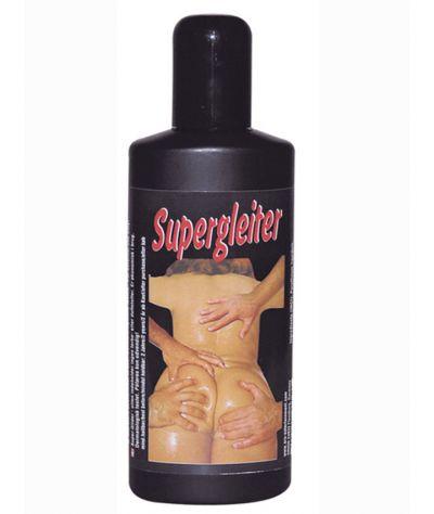 Supergleiter Massage OIL 200ml. ΄Αοσμο λάδι μασάζ.