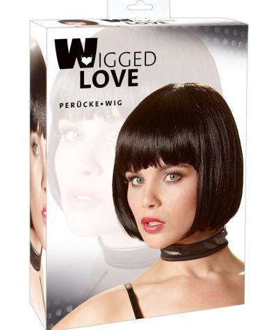 Wig Be my Dominatrix. Περούκα καρέ.