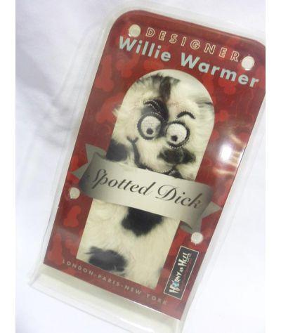 Willie warmer spotted dick. Θήκη αυνανισμού.